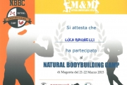 2015-03 Natural Bodybuilding Camp